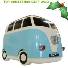 VW Broodrooster / not a bar but a toaster in a car. Vw Camper, Campers, Retro Home Decor, Unusual Gifts, Toaster, Volkswagen, Retro Vintage, Have Fun, Old Things