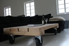 Ma maison idéale (architecture et design intérieur): Table basse design / Coffee Table