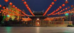 Lukang Longshan Temple, Lukang, Taiwan