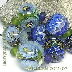 Tuesday, July 17th - Show 'em! - Lampwork Etc.