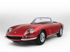 RM Sotheby's to Auction the 1968 Ferrari 275 GTS/4 NART Spider