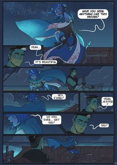 Fjord and Jeater on watch on The Mistake. Critical Role Comic, Critical Role Characters, Critical Role Campaign 2, Critical Role Fan Art, Dnd Characters, Fantasy Characters, Dungeons And Dragons Memes, Vox Machina, Fun Comics