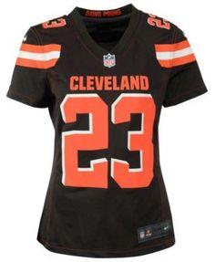 3fc9a2f23a9 Nike Women s Joe Haden Cleveland Browns Game Jersey - Brown XXL Cleveland  Browns Game