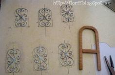 Flor&FF: ¡Listas!!! Las sillas para el comedor Ü