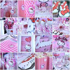 Candy table, sweet table, dessert table, sweet shop, wedding sweet table, wedding candy table, hello kitty biscuits, hello kitty sweet table, hello kitty candy table, hello kitty cookies, hello kitty party