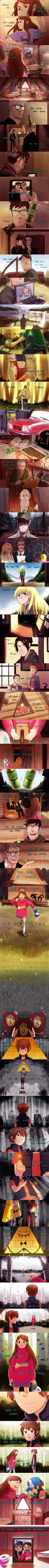 Gravity Falls - In Our Bedroom After The War by 宇宙艦隊RAMBO