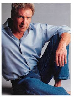 Why older men are hot: Harrison Ford
