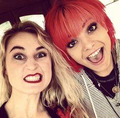 Miranda and Nia