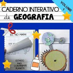 Código 772 - Caderno Interativo de Geografia - Volume 1