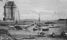 Le port Saint-Père à Saint Servan, un lieu de livraison des homardiers de Loguivy