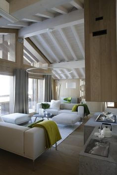 Clean-Lined Light and Spacious Chalet 2