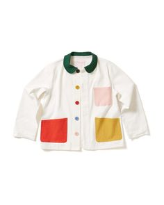 Color Pop Work Jacket by ban.do - jacket - ban.do