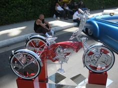 my son wants a lowrider bike