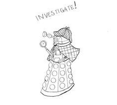 Sherlock Dalek
