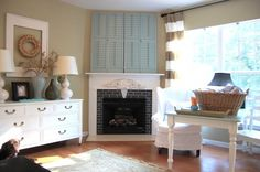 Beach house. Light and airy with beach house feel without being kitchy.