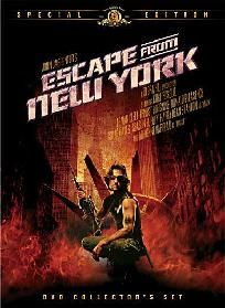 Escape from New York (Special Edition) DVD Used (Free shipping)