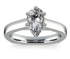 Pear Rocker (European) Trellis Solitaire Engagement Ring in Platinum  http://www.brilliance.com/engagement-rings/rocker-european-trellis-solitaire-ring-platinum