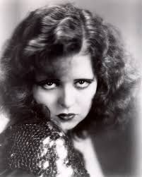 Portrait of Clara Bow. Golden Age Of Hollywood, Classic Hollywood, Old Hollywood, Hollywood Divas, Hollywood Stars, Clara Bow, Silent Film Stars, Movie Stars, You're Awesome