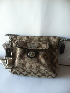 COACH CROSSBODY HANDBAG on sale for $105.00 at blomming.com/mm/giaconisboutique/items.  mention pinterest and get 10.00 off.