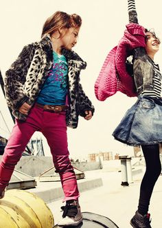 Diesel girls with cheetah jacket http://apparelsdepot.com/product-category/kids/