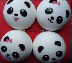 sillysquishies.com  - Panda Bun Squishy - Jumbo, $4.99 (http://www.sillysquishies.com/panda-bun-squishy/)