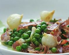Joy of Cooking=best way to use those spring peas!