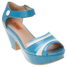 Buy Yellow Ocean Rose Red Miz Mooz Women's Cherry Platform Sandal shoes