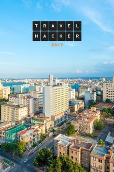 Wondering where to go in 2017? Start planning with our 2017 Travel Hacker Guide.