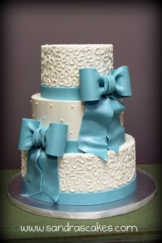 Sandra's Cakes: Wedding Cakes
