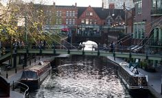 Birmingham: Britain's Best Kept Secret Birmingham Library, Birmingham Canal, Birmingham University, Birmingham City Centre, Birmingham England, England Ireland, England And Scotland, Model Railroader, Canal Boat