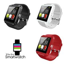 GO EZ U8 Plus U8L Smartwatch The EZ GO U8 Plus U8L is a pretty standard smartwatch that is not only affordable but also offers a complete experience when it comes to using smartwatches.   http://whatbestsmartwatch.com/smartwatches-for-smartphones/go-ez-u8-plus-u8l-smartwatch/