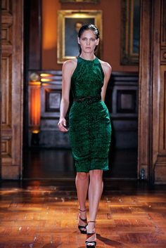 Juan Carlos Obando Spring 2013 Ready-to-Wear Collection Slideshow on Style.com