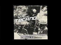 Banging Techno sets 080. MARIUSDAMAGER // Exkress - YouTube