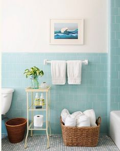 modern bathroom tiles in blue color square on the wall mosaic on the floor The post ▷ bathroom tiles Ideas for well-being at home appeared first on Best Pins for Yours. Aqua Bathroom Decor, Modern Bathroom Tile, Modern Bathrooms Interior, Boho Bathroom, Bathroom Design Small, Simple Bathroom, Bathroom Furniture, Small Bathrooms, Bathroom Ideas