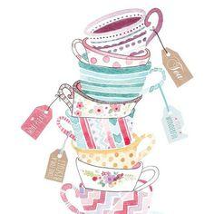 Eine richtig schöne Lehrerinnen-Tasse wär doch fabelhaft, oder? Angeregt von einigen Kommentaren haben wir uns genau das gedacht: Stylische Lehrertassen müssen her! Und so habe ich (Tina) angefangen, hübsche Tassen zu designen, die es bald auch zu gewinnen gibt! Bis dahin gilt: Abwarten und Tee/Kaffee trinken... #muglove #tassenliebe #gewinnspiel #lehrertasse #lehrerleben
