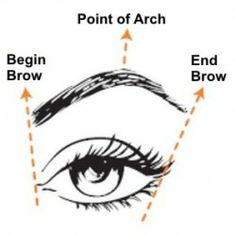 Makeup Tips: Eyebrows When a woman has perfectly shaped brows, she can look put together even without a drop of makeup. This is why brow-shaping should be the one weekly beauty regimen you should never skip. Get more eyebrow makeup tips. Perfect Eyebrow Shape, Perfect Brows, Eyebrow Makeup Tips, Eye Makeup, Eyebrow Brush, Beauty Make Up, Hair Beauty, Women's Beauty, Threading Eyebrows