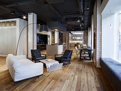 Nicholas Anthony flagship showroom #siematic