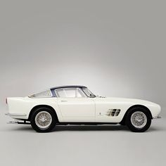 Ferrari Berlinetta Speciale, 1955 #car #vehicle