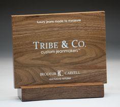 Walnut Wood Award - Color Printed - Custom Built in Colorado. Award Display, Price Quote, Walnut Wood, Colorado, How To Memorize Things, Awards, Printed, Unique, Aspen Colorado