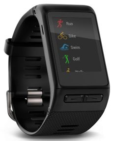 Garmin Vivoactive HR GPS Smart Watch With our busy lives, we need accessories that can help us accomplish our goals faster and enables us to supervise our health. This Vivoactive HR smartwatch is load