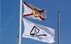 Flagge der Catamaran Freunde Cuxhaven