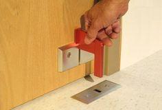 The Nightlock Lockdown product is designed for school classroom door lockdowns. This door barricade devise is in use in many schools across the country.