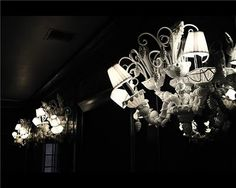 Andromeda Chandelier - The Forge, Miami http://www.andromedamurano.it/ #murano #glass #chandelier #design #handmade