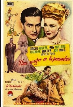 """LADY IN THE DARK"" (1944)"