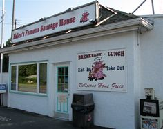 The best diners in every state - DELAWARE: Helen's Famous Sausage House  Don't be fooled by Helen's Famous Sausage House's modest facade. The Smyrna diner has people lined up out the door for its savory breakfast sandwiches, like the double sausage sandwich served on a warm, buttered hot dog bun.