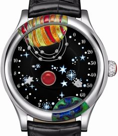 van cleef arpels - from the earth to the moon