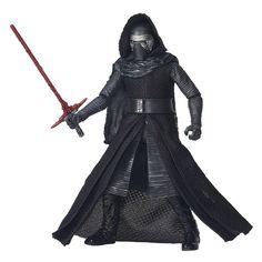 Star Wars Episode 7 The Force Awakens 6 Inch Black Series Kylo Ren Action Figure from DorkSide Toys