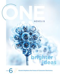 """One"" from Novelis has taken home four 2012 Communicator Awards including an award in excellence for the cover design. Bazinga!"