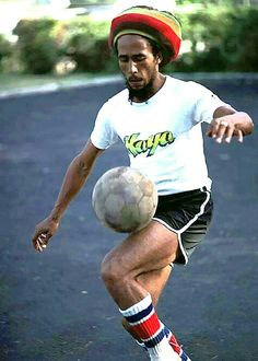 BOB 'Football' MARLEY