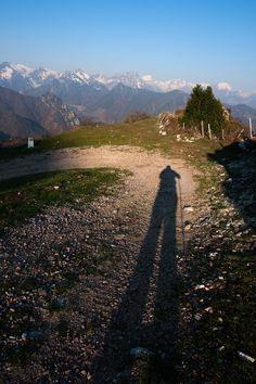 Tramo del Camino. Ya en Asturias que va desde el alto Pajares (Payares) al pueblo del mismo nombre